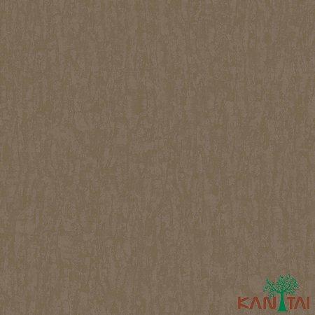 Papel de Parede Moda Em casa 2 Cimento Texturizado Chapiscado Marrom - MD700307R