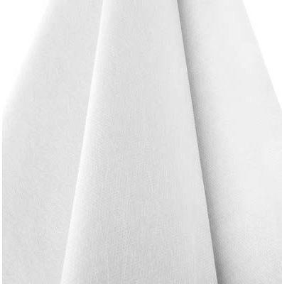 Tecido TNT Branco liso gramatura 60- Pacote 1 metro