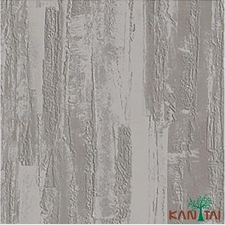 Papel de Parede Moda Em Casa 2 Cimento Texturizado Massa Corrida Cinza - MD700502