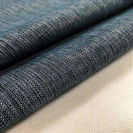 Tecido para Moveis Linho Impermeabilizado tripolli Azul