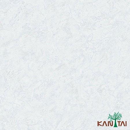 Papel de Parede Moda Em Casa 3- Estilo Mármore Fundo - Azul Gelo - MD702201R