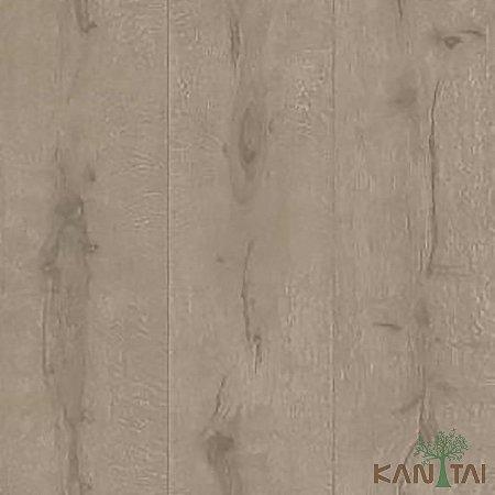 Papel de Parede Stone Age 2 - Creme Madeira - SN605102R