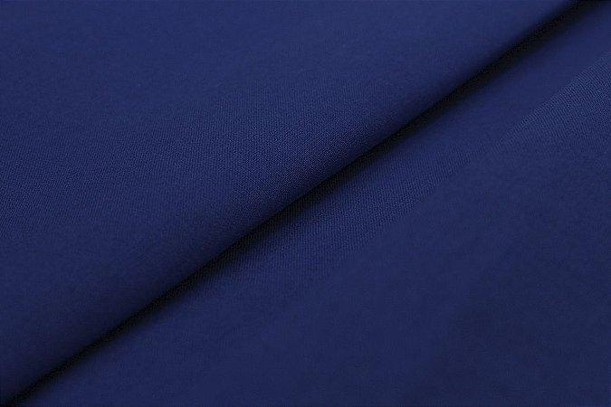 Tecido Tricoline verde Azul Royal liso 100% Algodão com 1,50 metros de largura - 038