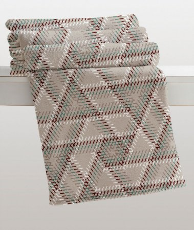 Manta Casal Estampada Gregor Lisgtras Microfibra Corttex Home Design 1,80 x 2,20 mts