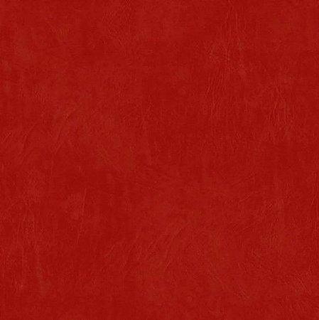 Tecido para Moveis Duna Vermelho Liso - Acquablock 27