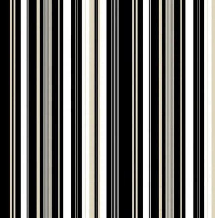Tecido para Moveis Illimani Preto Listrado Bege- Acquablock 52