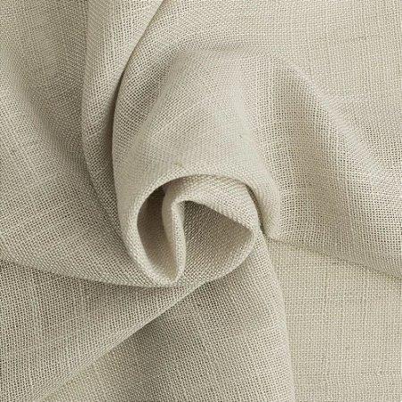 Tecido Para Cortina Voil Egito Cinza - Largura 2,80m -03