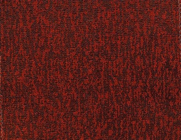 Tecido Jacquard Terra Cota Liso - PAN 124