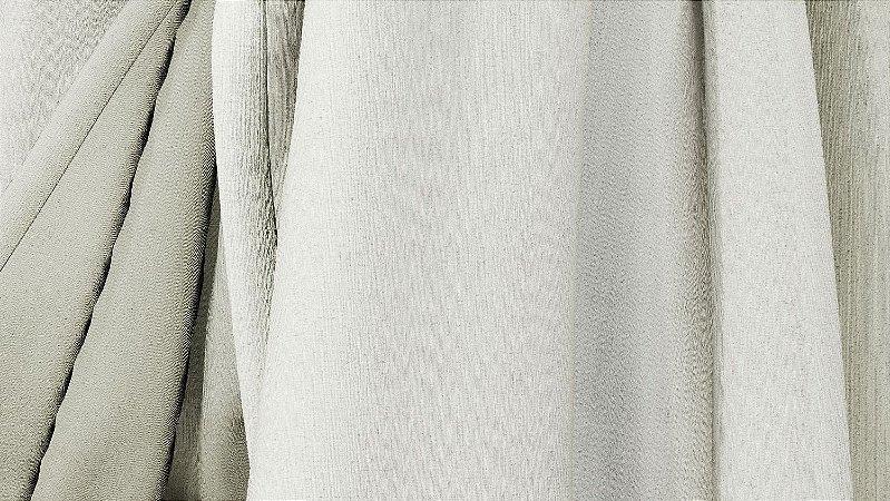 Tecido para Cortina American Linho San Rafhael Marfim - Largura 2,90m - AME-09