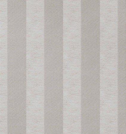 Tecido Jacquard Linho Faixas Bege Para Cortinas Com 2,80 de Largura - EUR08