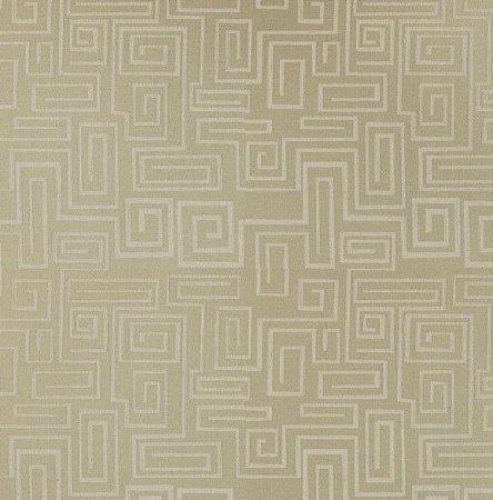 Tecido Jacquard Imperial Greece Palha Para Cortinas Com 2,90 de Largura - EUR12