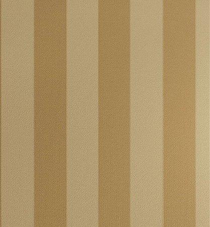 Tecido Jacquard Algodão Faixas Golden Para Cortinas Com 2,80 de Largura - EUR37