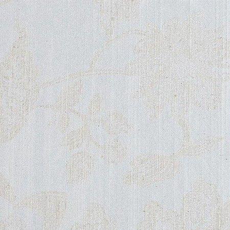 Tecido Jacquard Linho Iri Flores Palha Para Cortinas Com 2,80 de Largura - EUR60