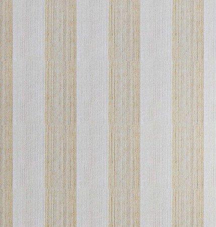 Tecido Jacquard Linho Iri Listras Palha Para Cortinas Com 2,80 de Largura - EUR63