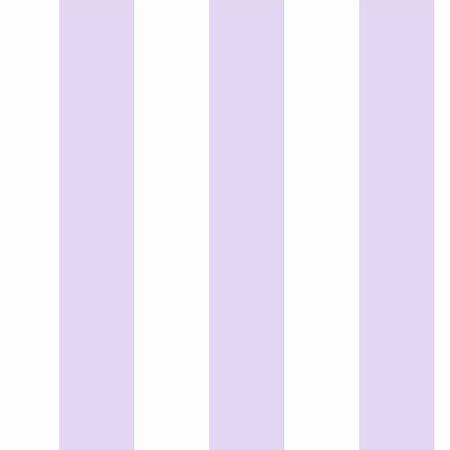 Papel de Parede Listrado Lilás Bebê - DI0902A