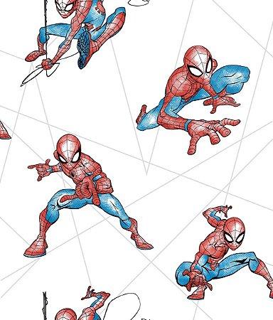 Papel de Parede Spider Colors - DI0939A