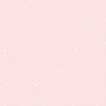 Papel de Parede Mickey Sonhos Rosa - DI0988A