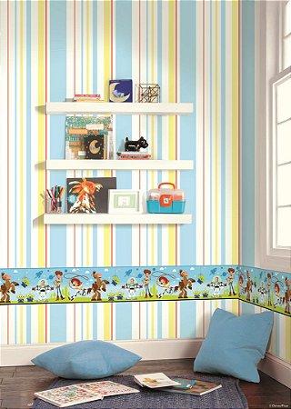 Papel de Parede Faixa Toy Story - DI1018BDD