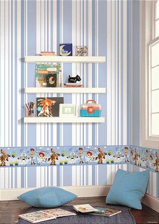Papel de Parede Faixa Toy Story Luar - DI1019BDD