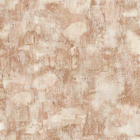 Papel de Parede Marmore Laranja Ocre - JY11003