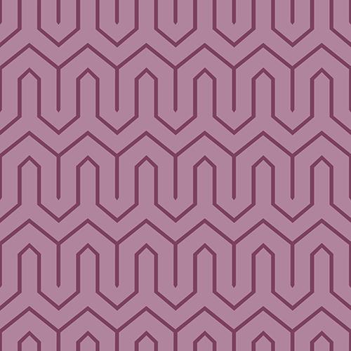 Papel de Parede Cubic- Rosa Geométrico - CU87448