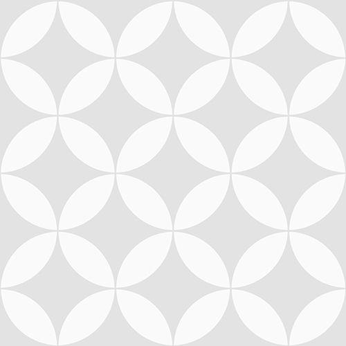 Papel de Parede Cubic- Azul Bebe - CU87413