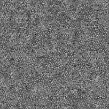Papel de Parede Geometrico Cinza Grafite - L75809