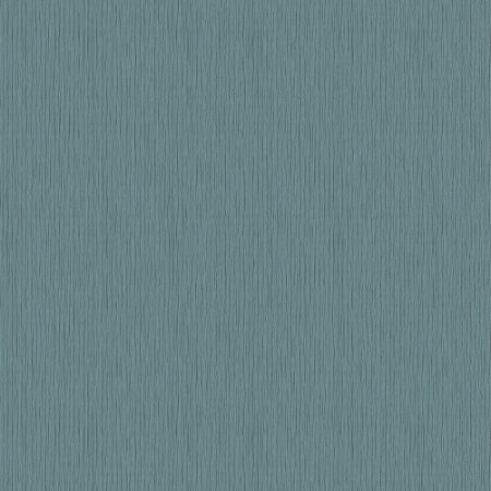 Papel De Parede Winster - Ranhuras Prateada e Azul Adriatico - IH-20113