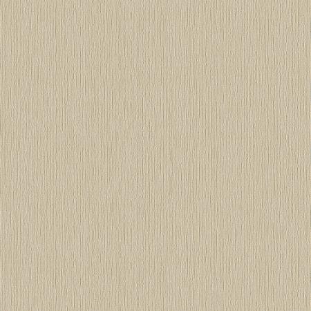 Papel De Parede Winster - Ranhuras Prateada e Bege Escuro - IH-20118
