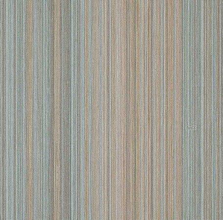 Papel de Parede - Textura Listras Tons de Azul com Bege Coca-Cola - Z41253