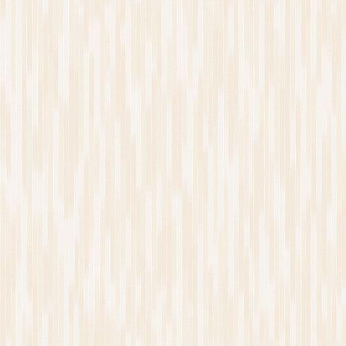 Papel de Parede Listradas Marfim e Bege - CW8456