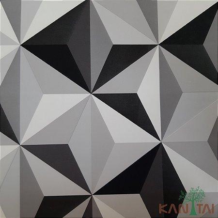Papel de Parede Grace 3 Estrela Colorida - 3G201802R