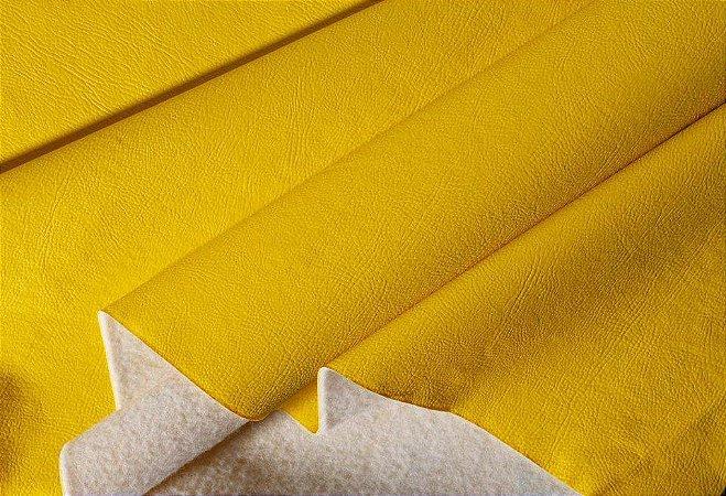 Tecido Corano Amarelo 9194