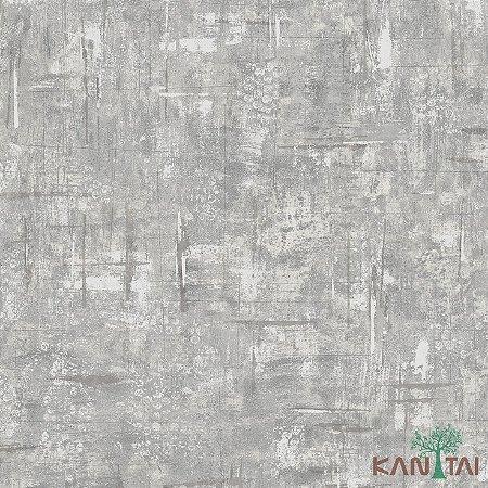 Papel de Parede Vision Cinza Mesclado - VI800903R