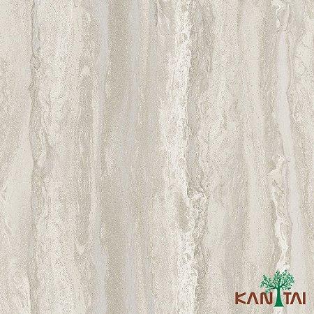 Papel de Parede Glamour Areia Marfim - GL922533R