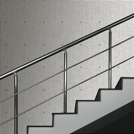 Papel de parede Abstrato Cinza Escuro Abstrato com Encaixe Replik J866-19