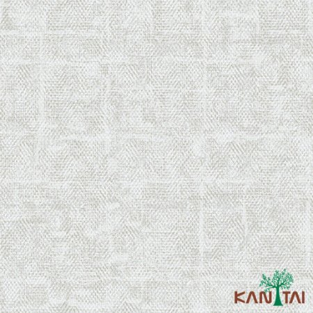Papel de Parede Milan Trama Bege e Branco - ML981302R
