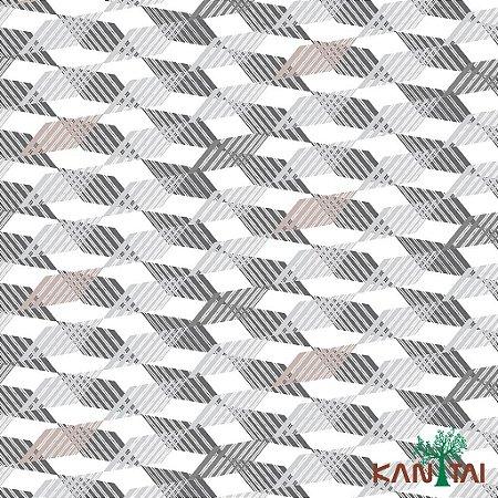 Papel de Parede Milan Abstrato Losango - ML981801R