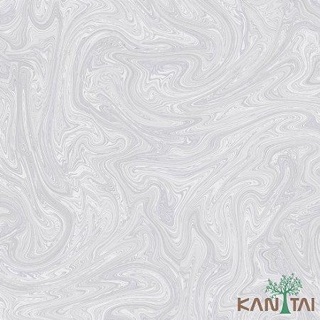 Papel de Parede Milan 2 Mistura de Tinta Branco - ML982204R