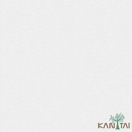 Papel de Parede Chevrom Marfim- ML983301R