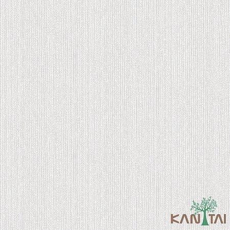 Papel de Parede Faixa Cinza e Branco ML983406R