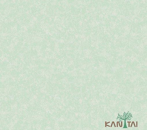 Papel de Parede Poert Chart, Verde Tiffany - PT971405R