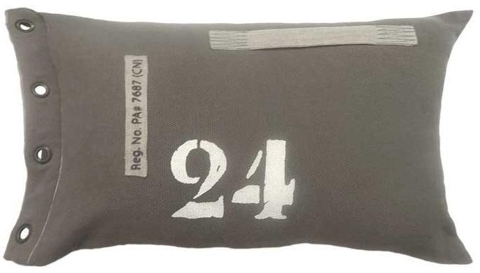 Capa para almofada 24 Rock Roll  30 x 50 cm, 100% Algodão