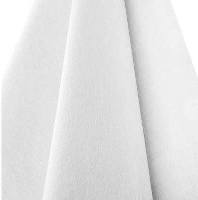 Tecido TNT Branco liso gramatura 40 - Pacote 50 metros
