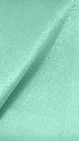 Tecido veludo verde Tifanny - Rubi 09