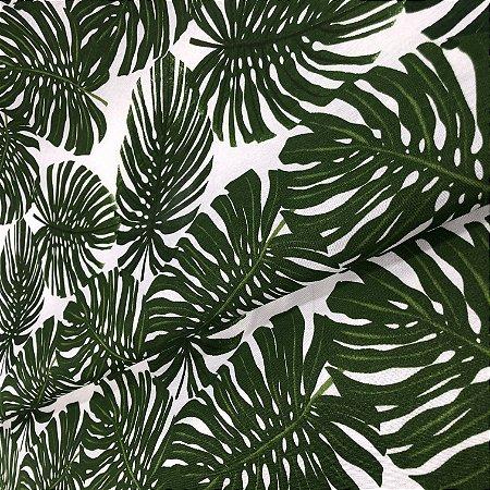 Tecido Para Moveis, Capa, Toalha de Mesa e Parede Estampado Jacquard Costela De Adão Verde