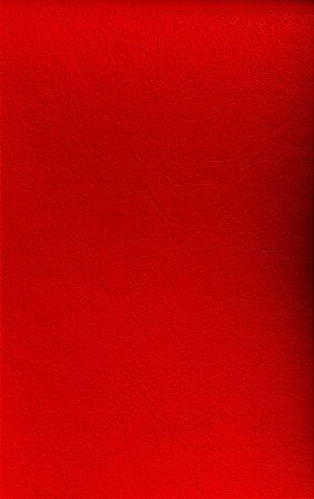 Tecido courvin Vermelho Casco  09