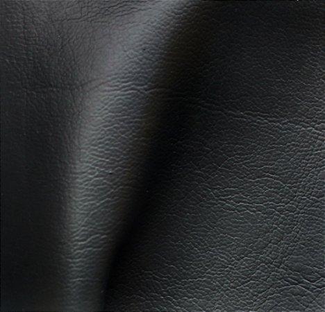 Tecido Courvin LB Lebaron Liso Preto - 17