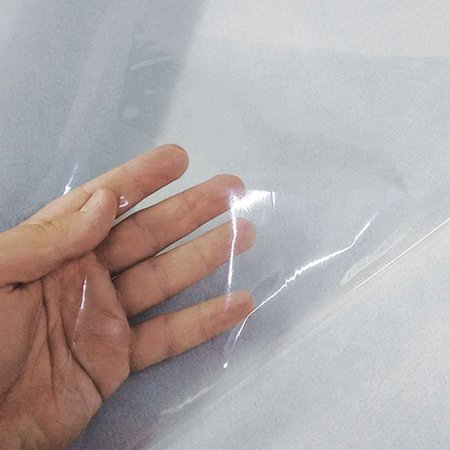 Plastico Transparente Cristal 0,40 PVC