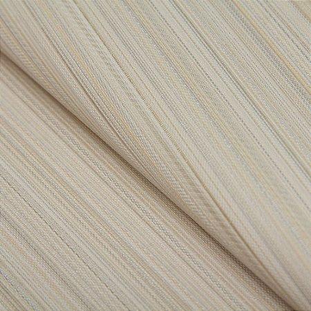 Papel de parede Listrado fino Creme, Bege, Areia, Cimento - Classici A91705